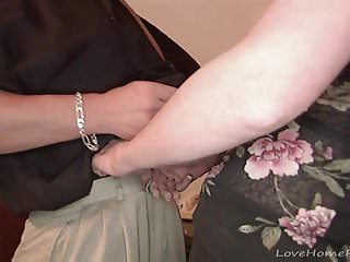Grannies being fucked hard She enjoys moaning while being fucked hard