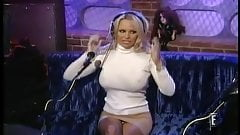 Pamela Anderson hot outfit