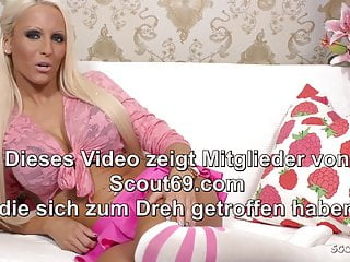 Brother takes sisters virginity - German step sister give dirty talk to cum for virgin brother