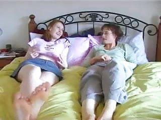 Cum together video - Two australian teens cum together
