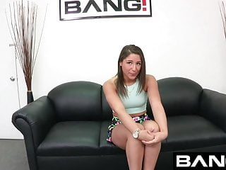 Passing vaginal air - Abella danger passes her audition with bang