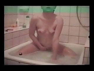 Amateur tube transmitter My naughty girlfriend masturbating in bath tube. hidden cam