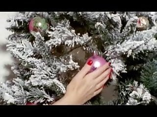 Kylie minogue space strip - Kylie minogue - santa baby