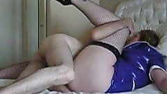 wife takes her first strange cock.