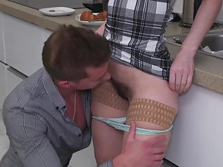 Mother sucked sons cock Hairy mother suck and fuck lucky son