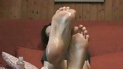 European Foot Mistress