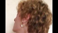 Blonde Mature Anal Fuck
