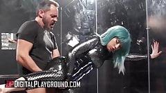 Alec Knight Aria Alexander - Sex Machina A XXX Parody