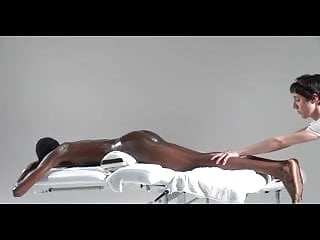 Tantric group aids orgasm in girl Tantric lingam massage 1