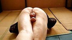 no hands cum -milf
