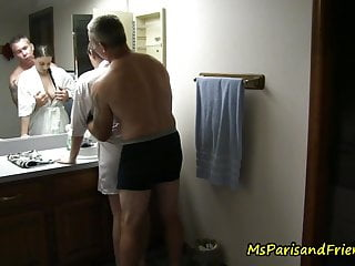 Fuck daddys - Daddy fucks everybody in the bathroom