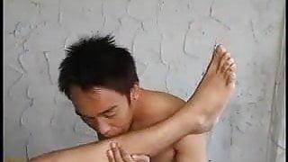 Horny Tai boys fuck