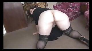 Hot BBW Mature hot ass and pussy