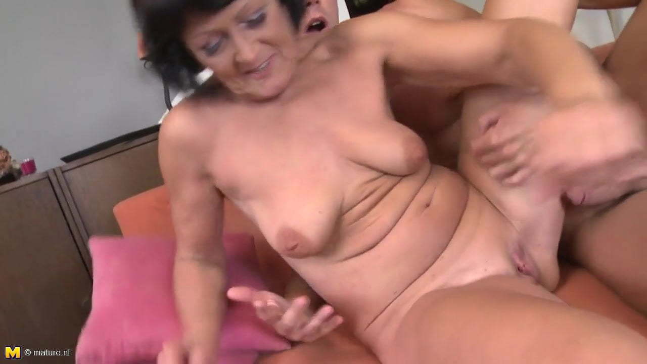 Old Granny Fuck Tube sexy old granny fucks young grandson