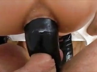 Latex bonding hair extension advice - Huge cock extension anal creampie