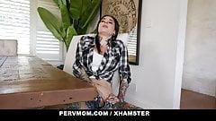 Horny Ex-Prisoner MILF Joanna Angel Enjoys Her Stepson