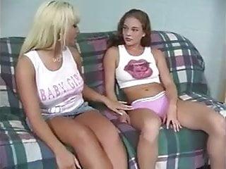 Lesbian teens in panties Lesbian panty 989