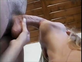 Milf sexy swinger - Sexy blonde mom playing with two men