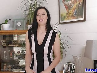 Vaginal exam by male - Glamour milf banged by male escort