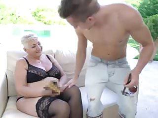 Grandma fucks dogs Grandma fucks in pool