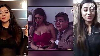Indian actress hot scenes mashup