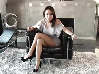 Latina taking black cock - Franceska latin milf takes black and white cock