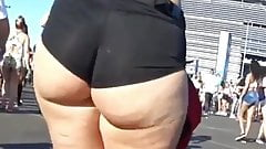 Amateur PAWG Ass Booty by MysteriaCD