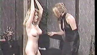 Bondage slut: Retro film