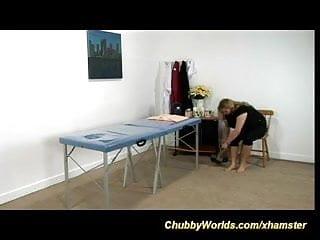 Xtube anal massage - Chubby anal massage