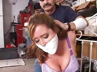Terri martine bondage clips - Gagging clips compilation 2
