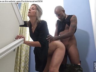 Wife sex videos with black men