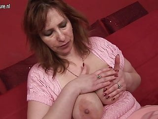 Vagina diagra Busty mom-next-door with hungry vagina