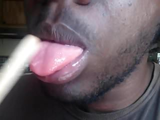 Chinese lesbians drool kissing - Tongue drooling video number 2 for that day.