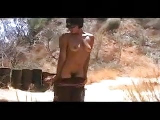 Ebony nude tv video - Ebony nude outdoors