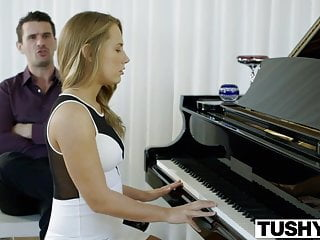 Cock and punishment - Tushy punished teen carter cruise gets sodomized