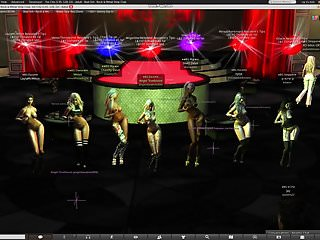 Best nyc stripclub for asian Bad girl metal and rock stripclub dancing in second life