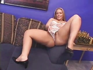 Utube fat girl in lingerie - Hairy fat girl in white stockings