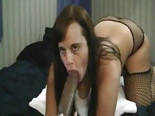 Otaku girl sucks and fucks Big ass girl sucks and fucks big dildo on webcam