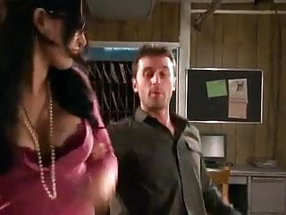 Gay sex with parole officer - Office sex with big titted boss assistant