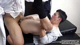 Hunk-CH OVA 778 Dr and Patient Fuck in Black Socks