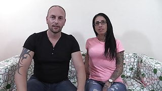 Condom ripped by hardcore Fuck with Amy !
