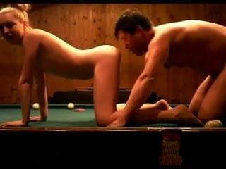 Pool Table Sex Photo