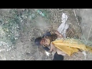 Outdoors in field naked 15 Fucking neighbour bhabhi in the open field