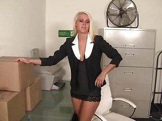 Hot bikinis on sale Hot blond sales rep takes hard cock for her bonus