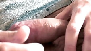 Cock playing while watching porn :)