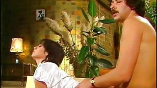 Classic - Cathy Menard. French fuck whore