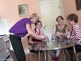 Mature home sex mpegs Taboo home sex with 3 mature moms and son
