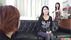Сексуальные японские сцены XXX с обнаженной Saya Fujimoto