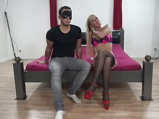 Shy boy fucked by mom Blonde milf fucks shy young guy