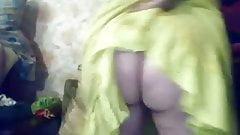 Russian mature ass